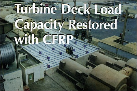 Turbine Deck Load Capacity Restored